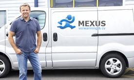 Bedrijfsbus Mexus