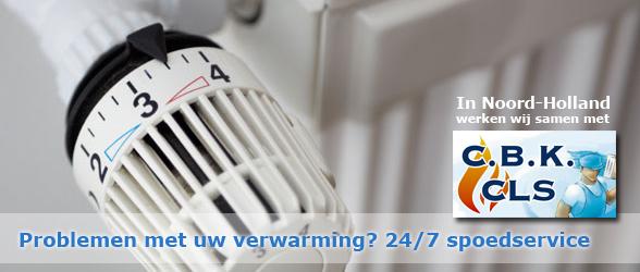 Verwarming Amsterdam