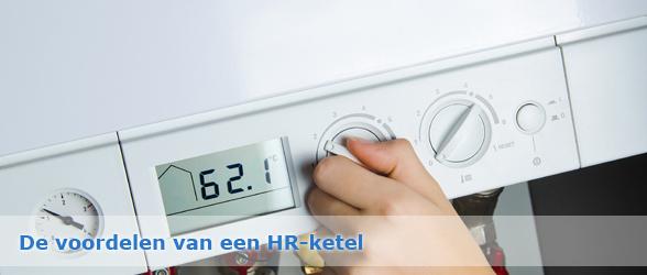 Voordelen HR-ketel